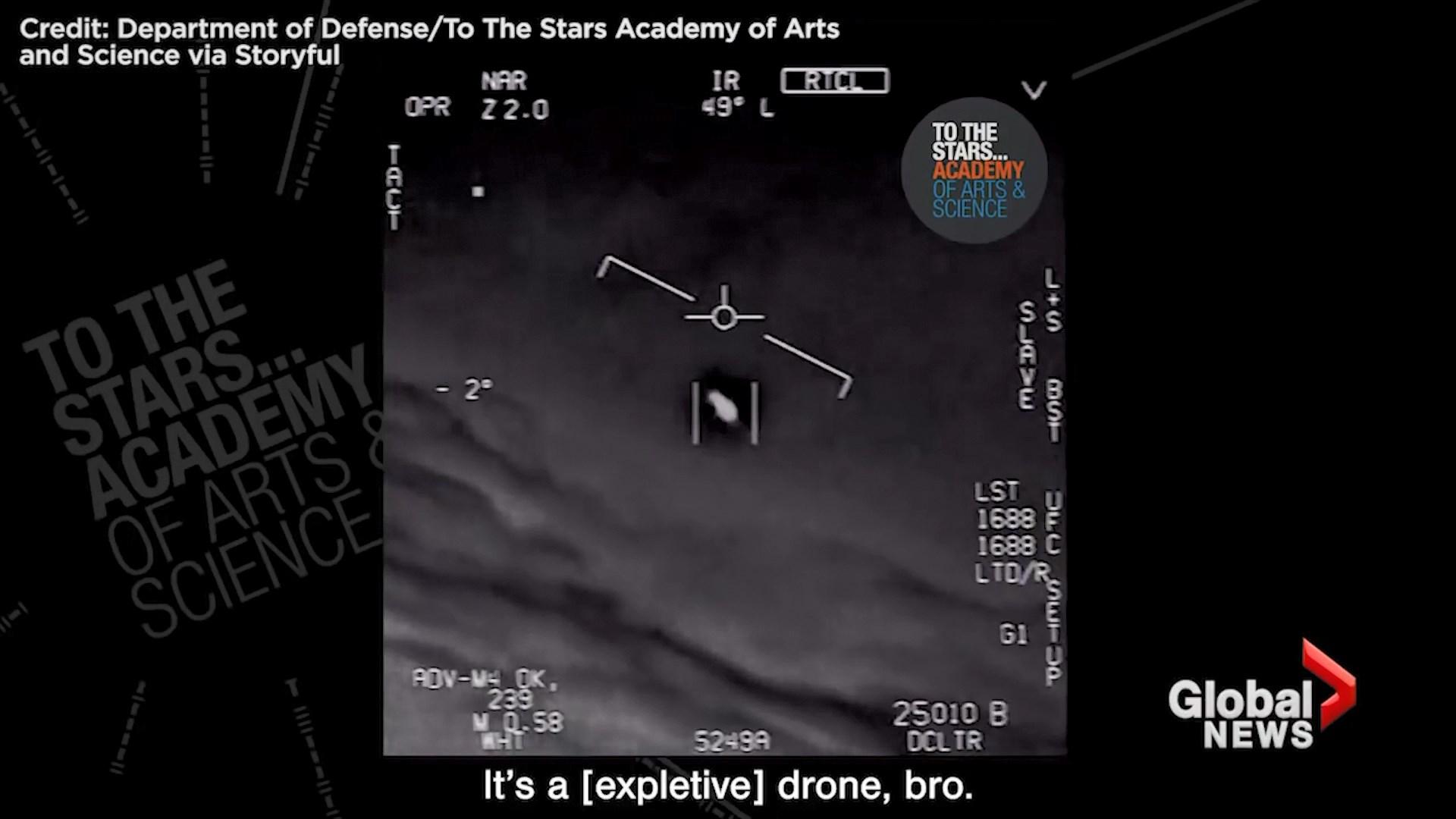 Pentagoni e pranon se vijon hetimet për alienët