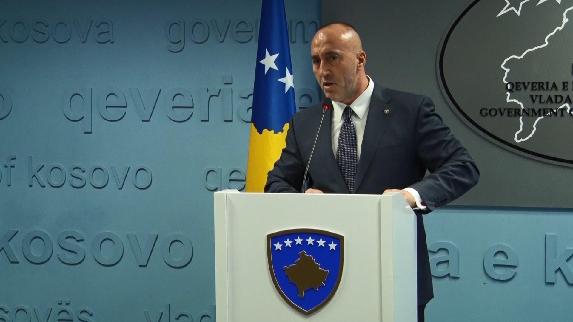 """Haradinaj për """"Die Welt"""": Premtojmë se nuk do të vijnë kriminelë në Gjermani"""