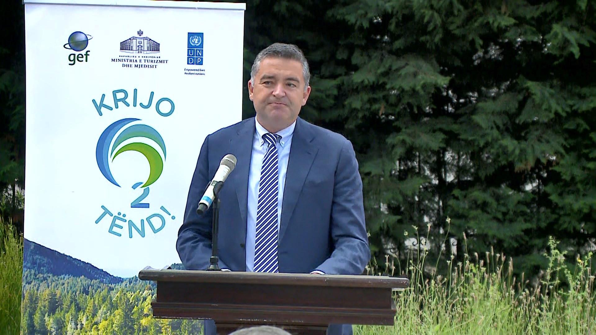 Ngrihet Agjencia Shtetërore e Pyjeve, Klosi prezanton projektligjin