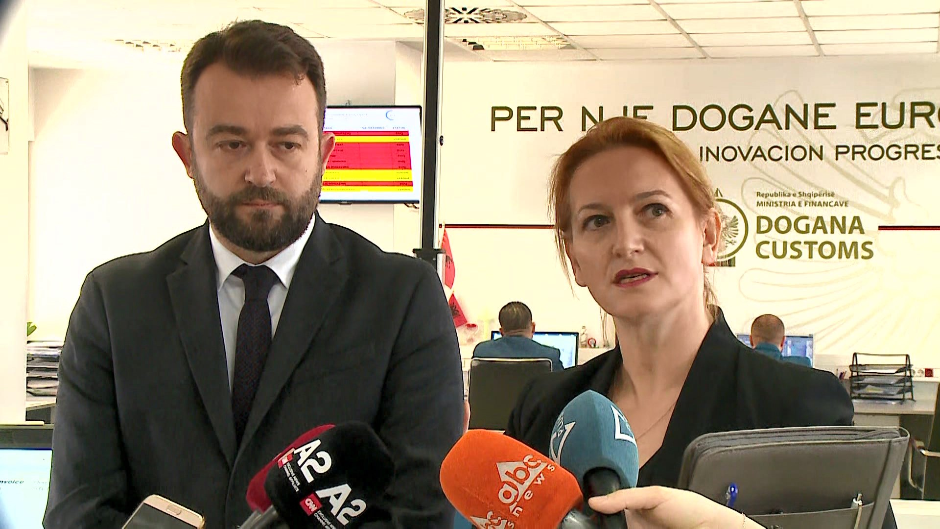 """""""Dogana pa letra"""", Denaj: Ky proces përafron ligjin doganor me atë të BE"""