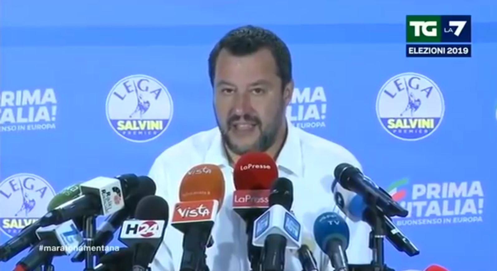 Itali, Salvini përjashton zgjedhjet e parakohshme