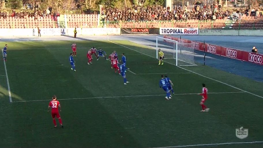 """Tirana-Kastrioti luajnë ndeshjen e sezonit në """"Selman Stërmasi"""""""