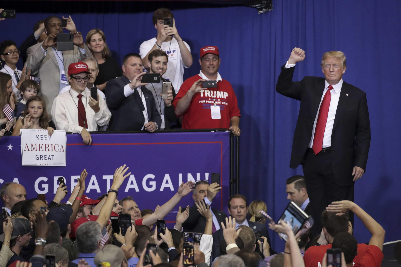 Trump nis fushatën për mandatin e dytë të presidentit