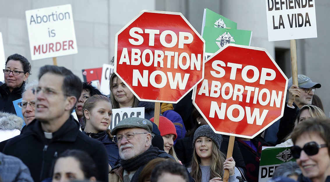 Shteti amerikan miraton ligjin kundër abortit