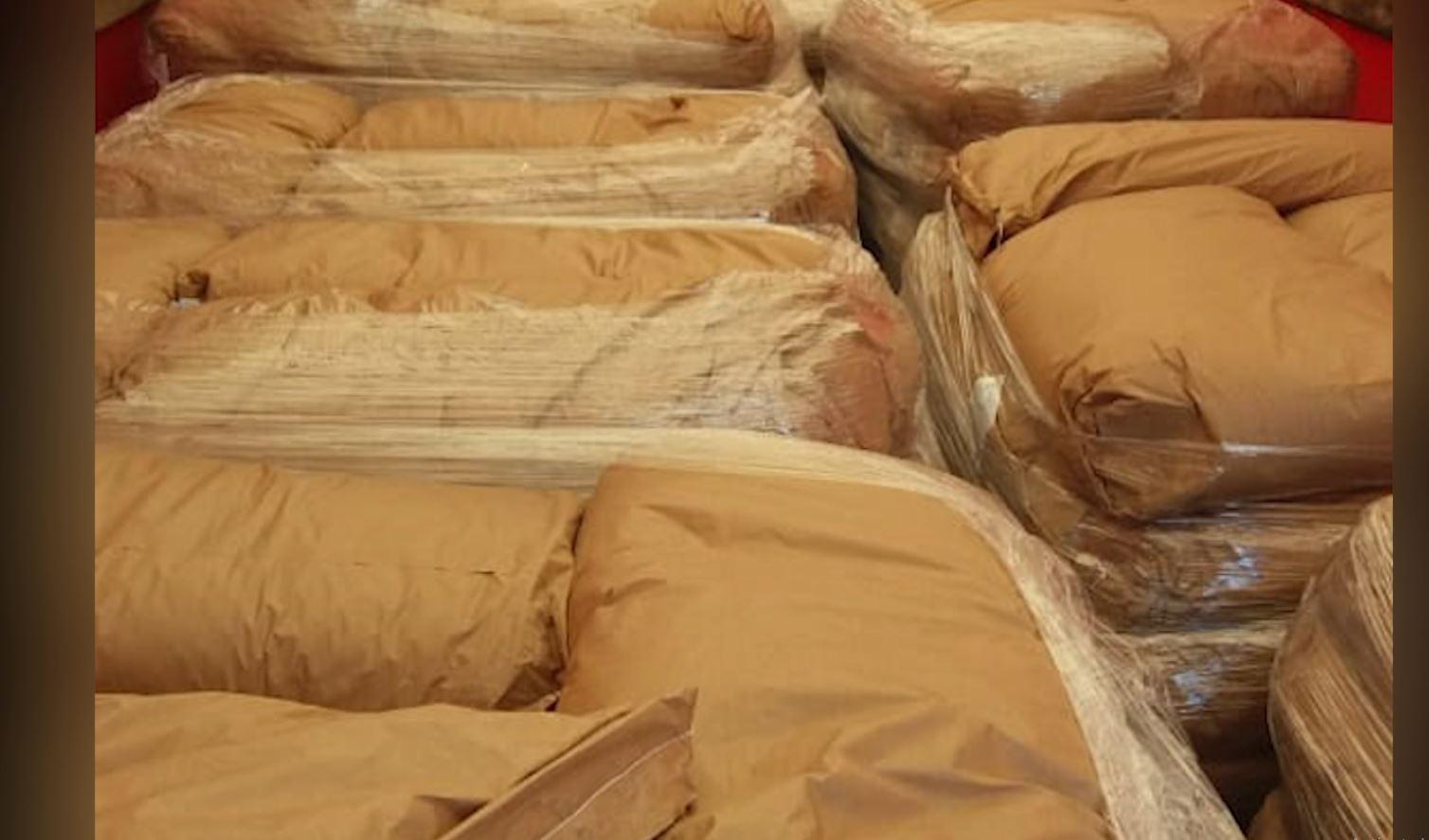 AKU bllokon 375 kg kafe dhe 21.6 tonë qumësht pluhur