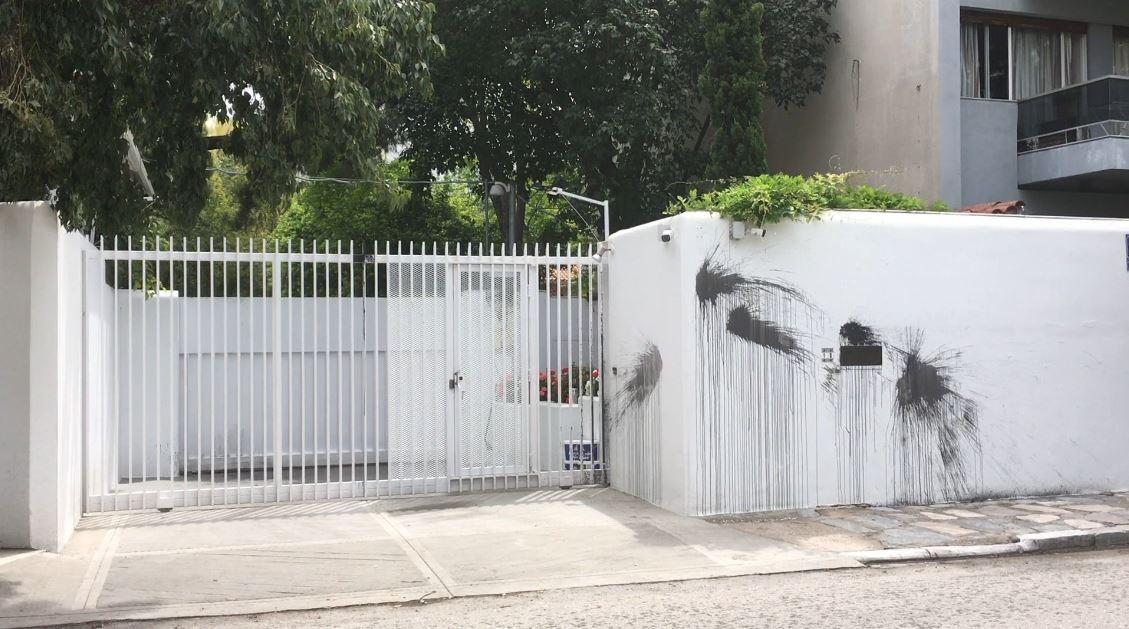 Sulmohet rezidenca e ambasadorit amerikan në Athinë