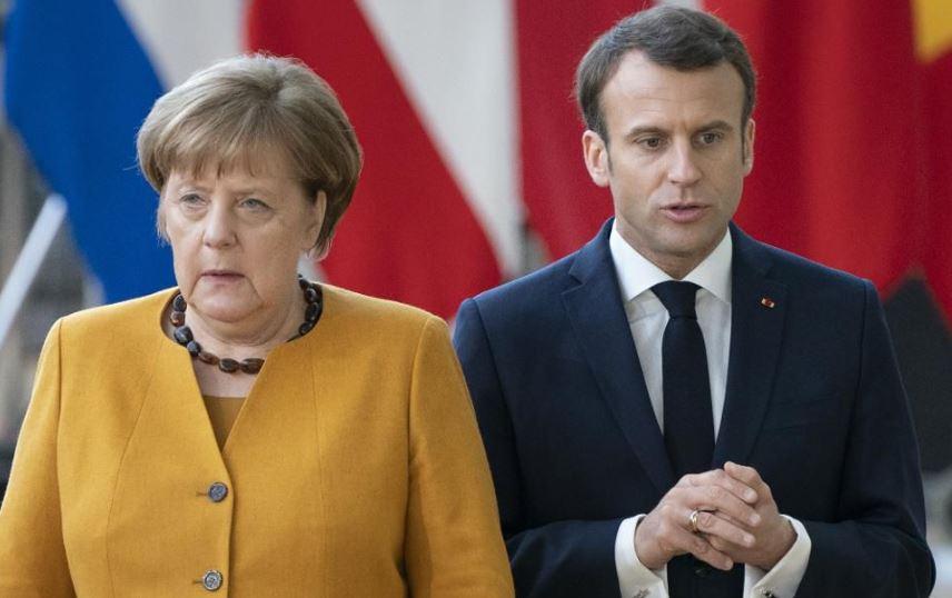 Merkel e Macron të ndarë për pasardhësin e Juncker