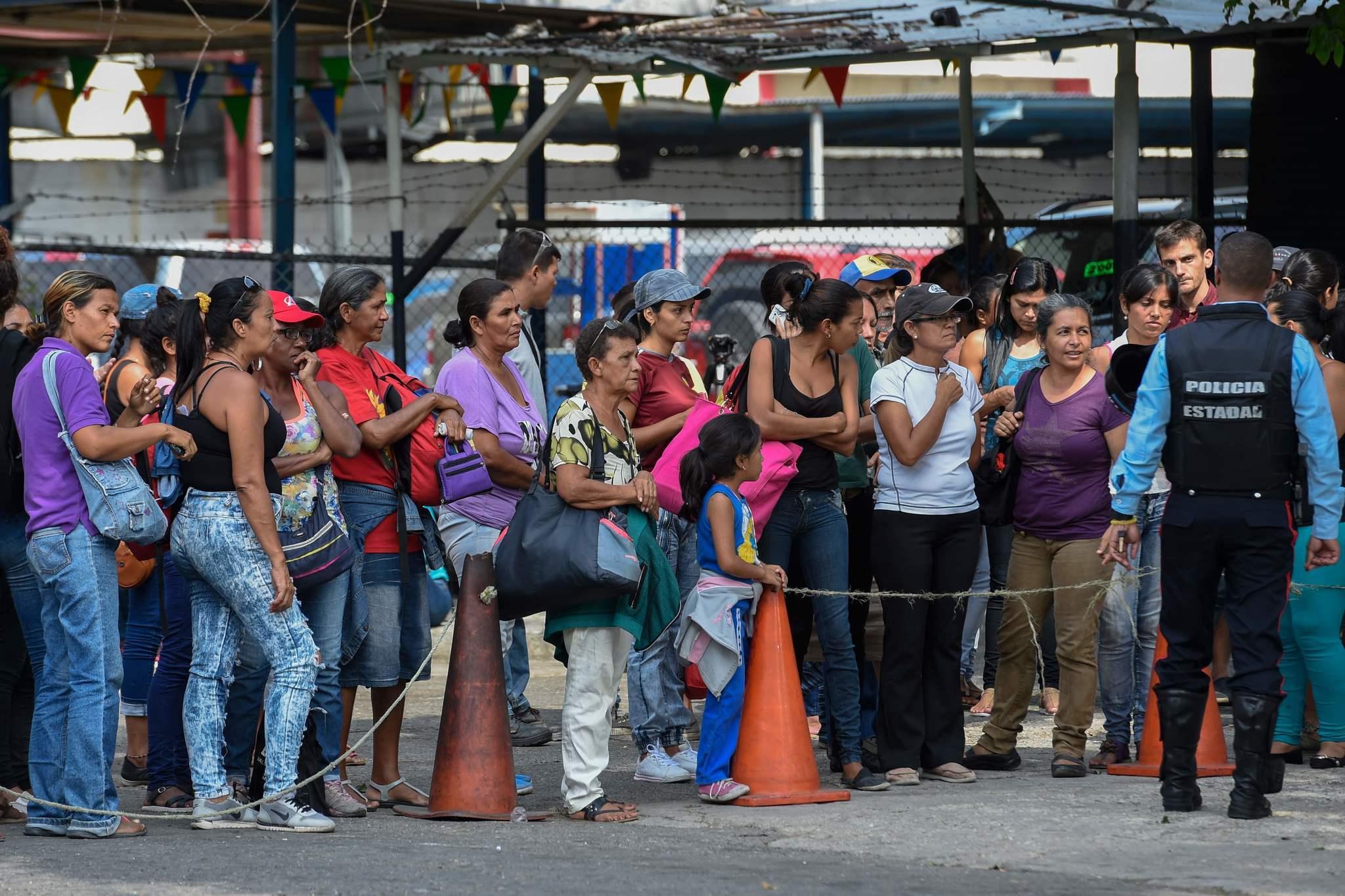 Venezuele, trazirat në burg shkaktojnë 30 të viktima