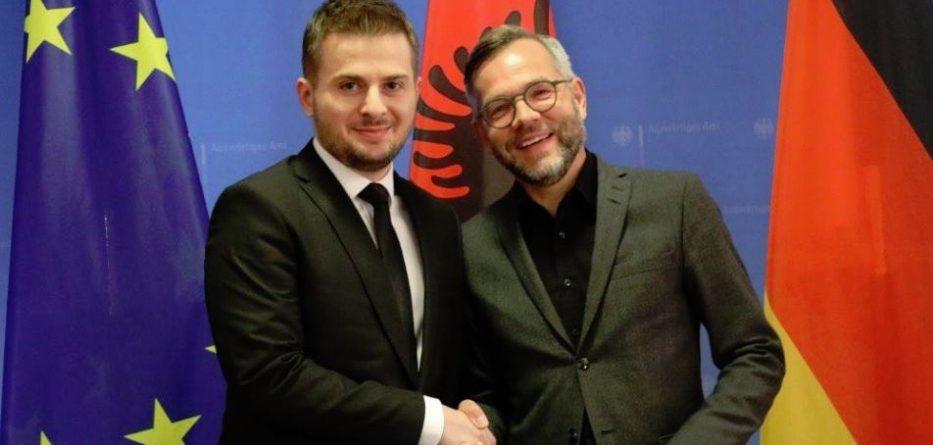 Ministri gjerman: Shqipëria meriton hapjen e negociatave