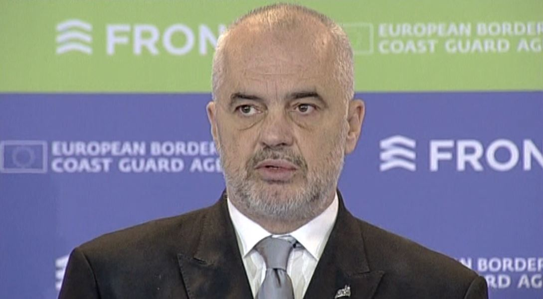Frontex në Shqipëri, Rama: Shenjë e besimit të BE tek vendi ynë