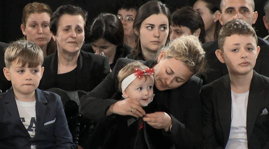 Ditë zie për Shqipërinë, homazhe për Klodian Tanushin