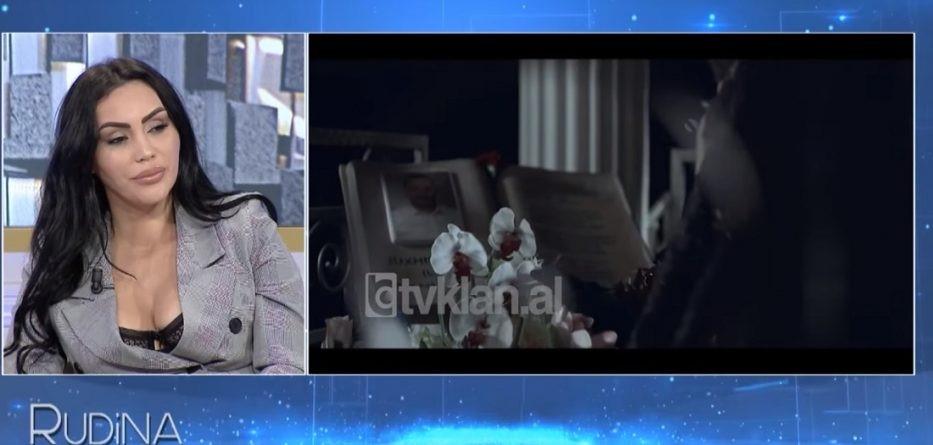 Fjolla Morina xhiron klipin e ri në varreza, dedikim për të dashurit e saj