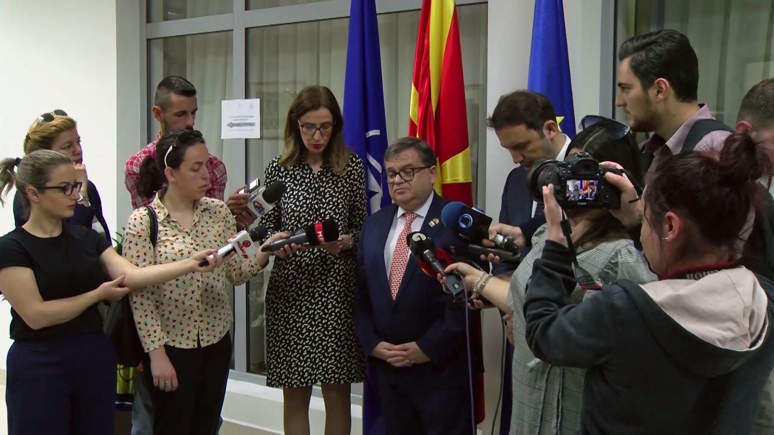 Franca, mbështetje integrimit të Maqedonisë së Veriut