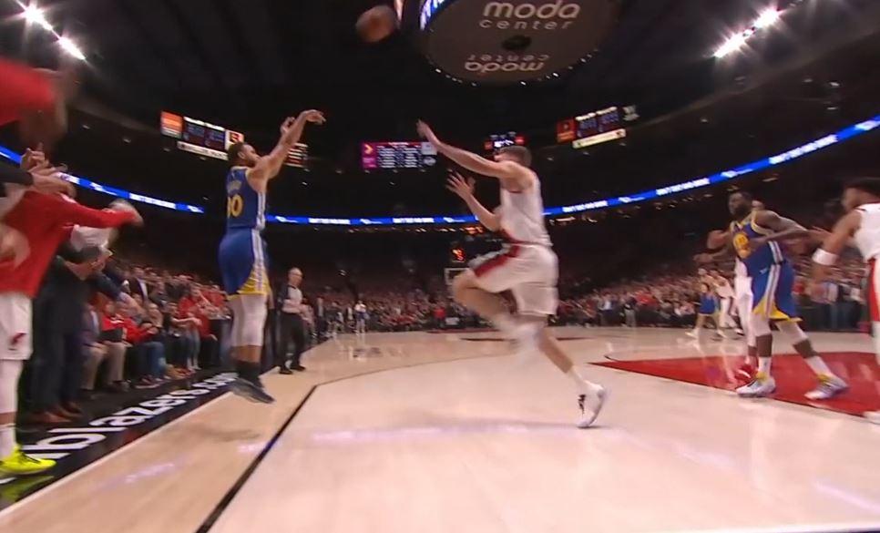 Golden State kualifikohet në finalen e madhe të NBA