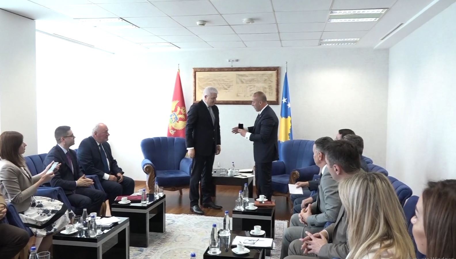Haradinaj – Markoviç: Marrëveshje për çështjet e mbetura