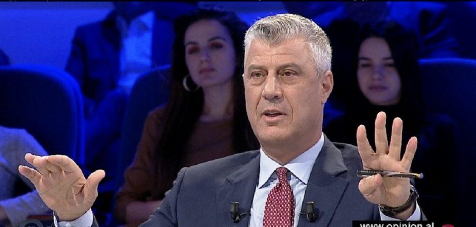 Hashim Thaçi sulmon ish-Kryeministrin Berisha: Ka bërë mëkate të mëdha (Video)