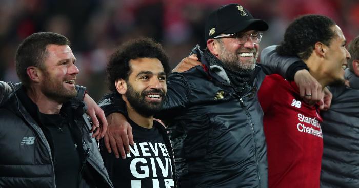 Klopp, për herë të tretë në finalen e Champions