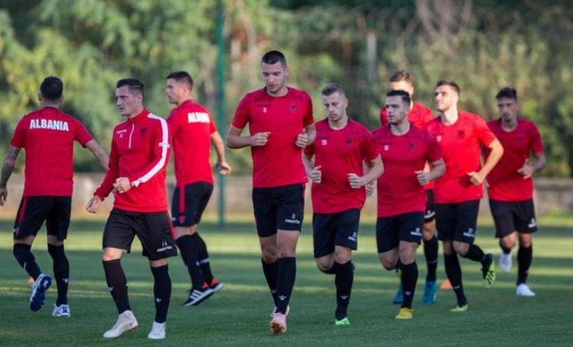 Kombëtarja nis përgatitjet me trajnerin italian