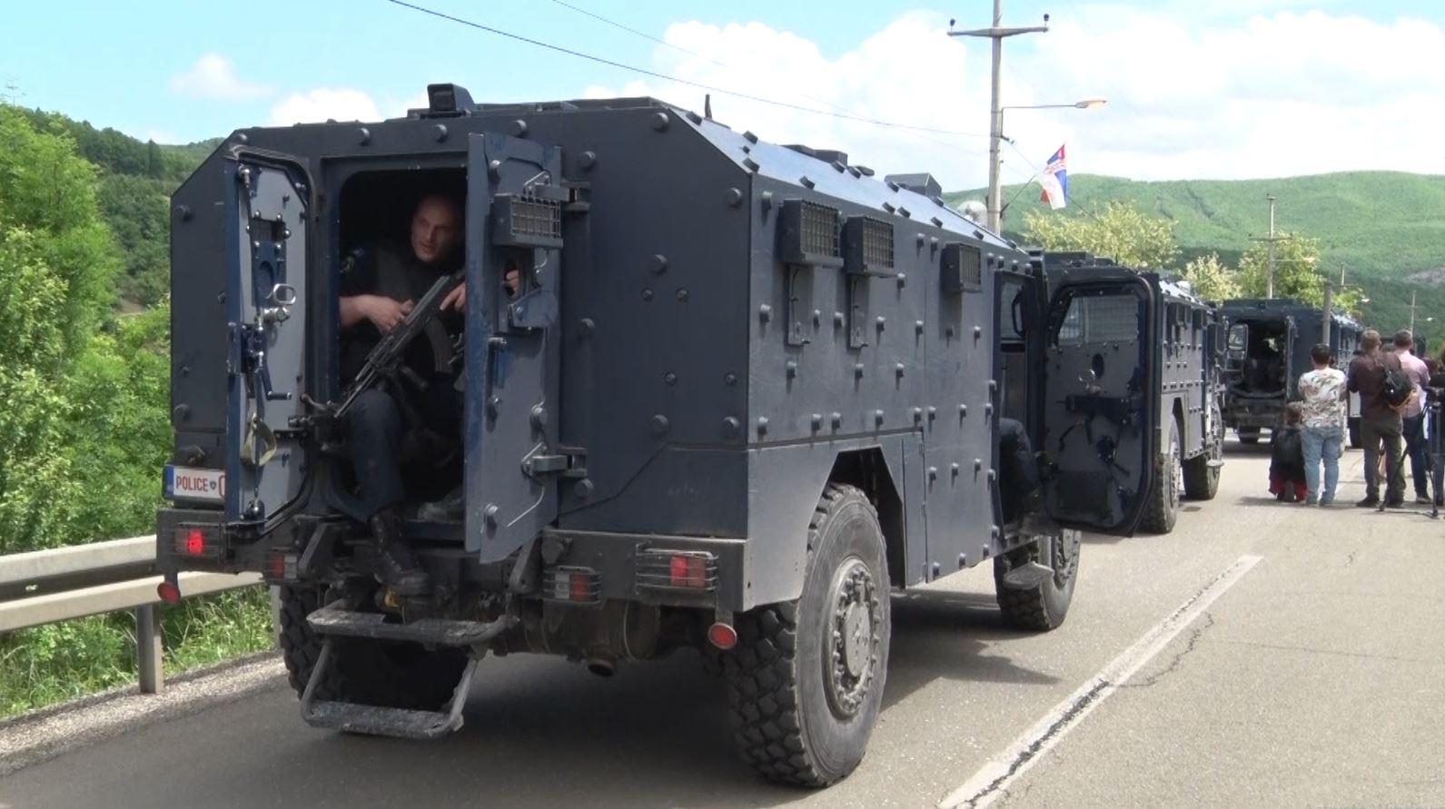 SHBA: Mbështesin aksionin e policisë së Kosovës në Veri