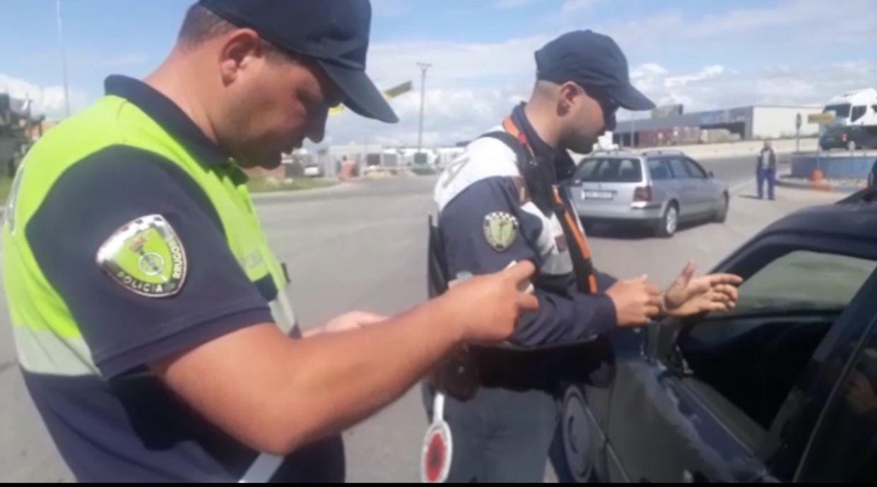Aksidentet në vend, policia rrugore pezullon 121 patenta