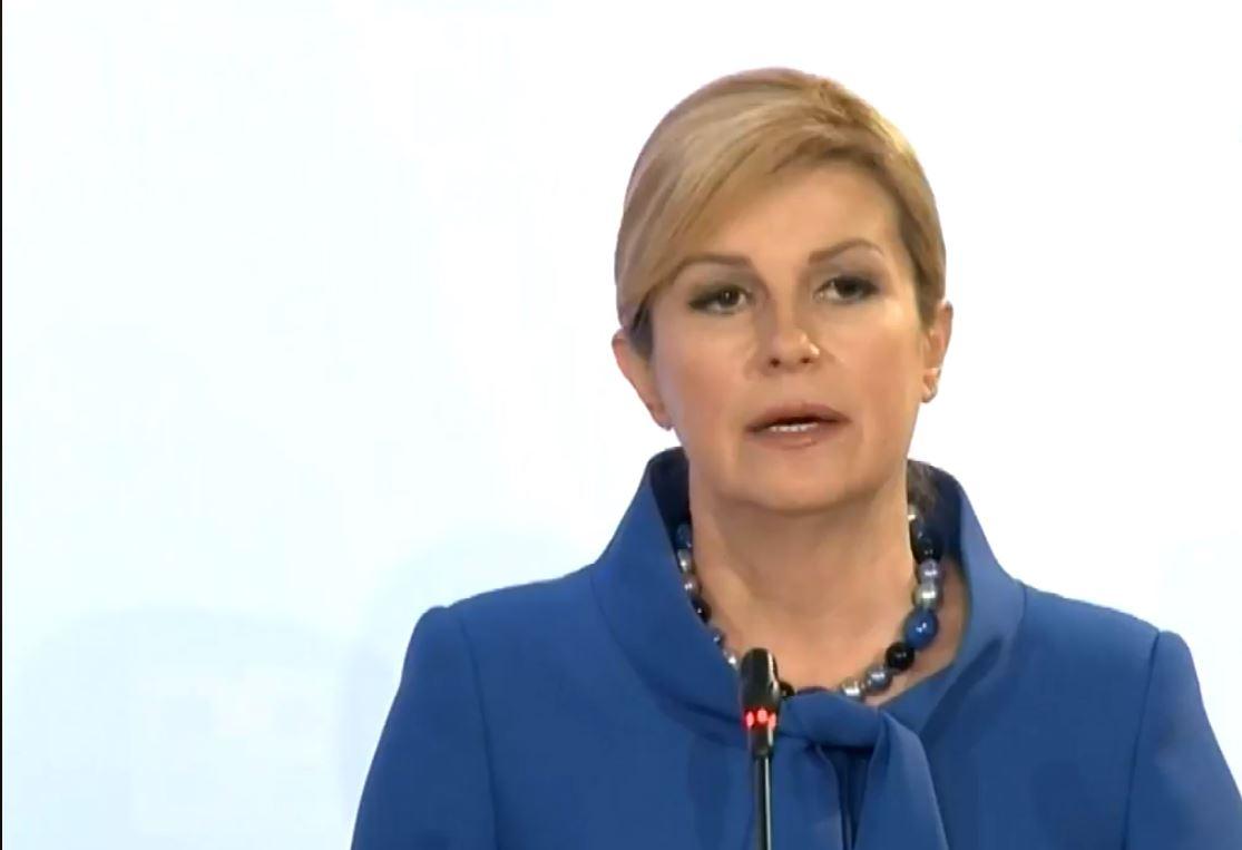 Presidentja kroate: Do mbështes fort Shqipërinë dhe Kosovën