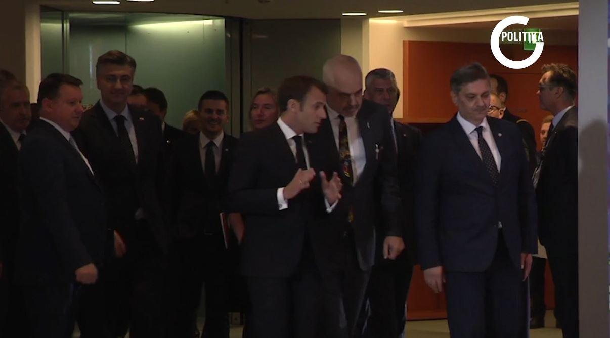 Samiti i Berlinit dhe kriza në Shqipëri