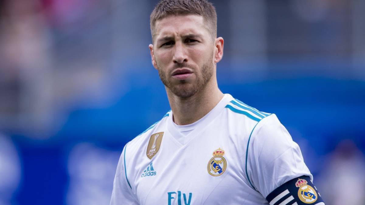 Ajax ngacmoi keq madrilenin Ramos, përgjigja është një shuplakë e rëndë