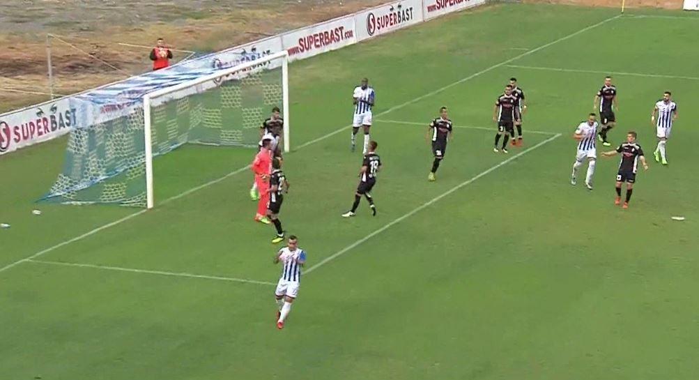 Tirana rrezikon por mund Skënderbeun 3-1 në fund