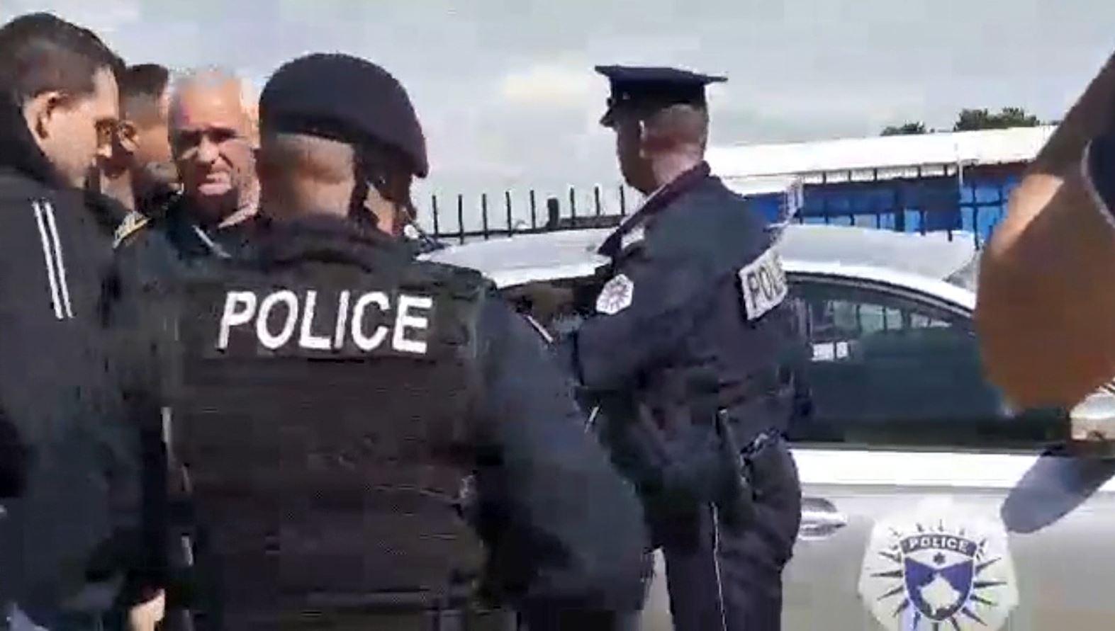 Aksion policor në Veri të Kosovës, Mediat: Disa të arrestuar, 4 policë të plagosur
