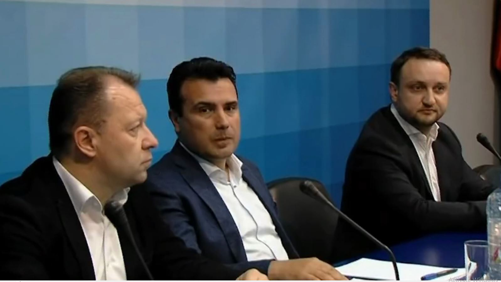 Ndryshime në qeveri nga Zaev, tashmë radha e Ahmetit