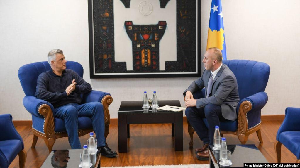 Vazhdon beteja politike Thaçi – Haradinaj