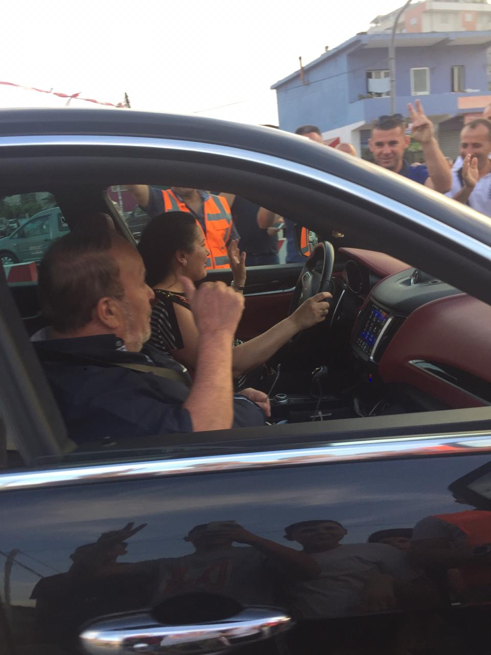 "Fatos Nano kalon mes protestuesve të ""Astirit"""