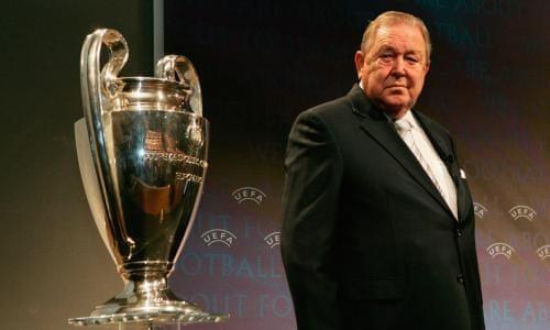 Vdes ish-presidenti i UEFA-s