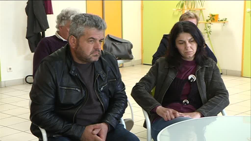 Familja Gjyriqi lë Francën për Shqipërinë