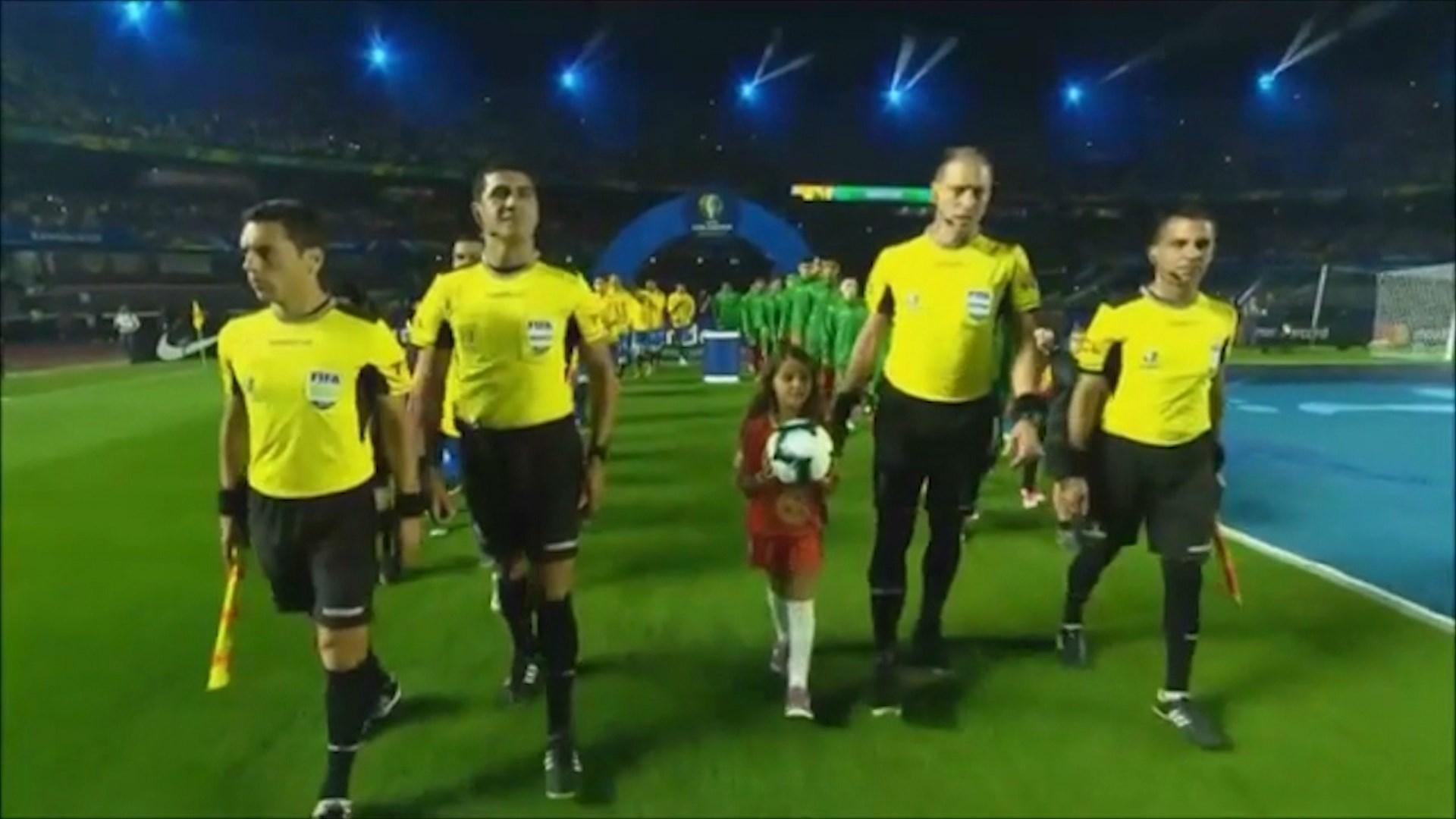 Brazili fitoi ndeshjen hapëse të Kupës së Amerikës