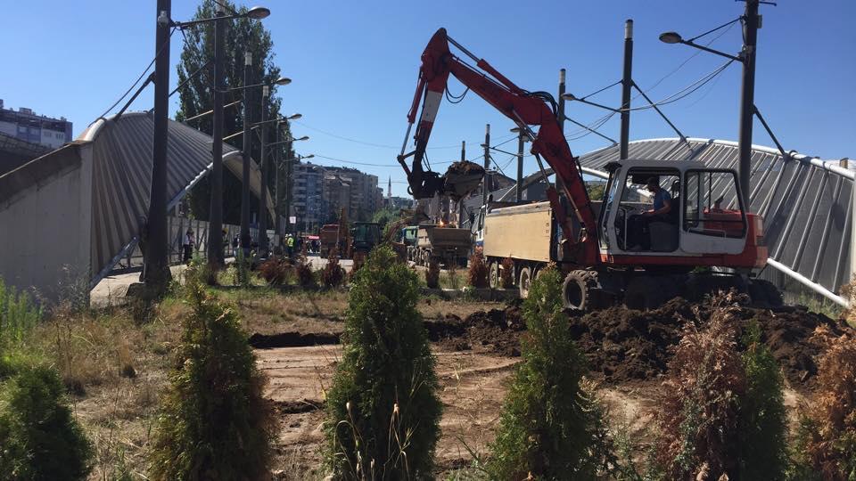 Pesë vjet pas heqjes së barrikadës në urën e Ibrit në Mitrovicë