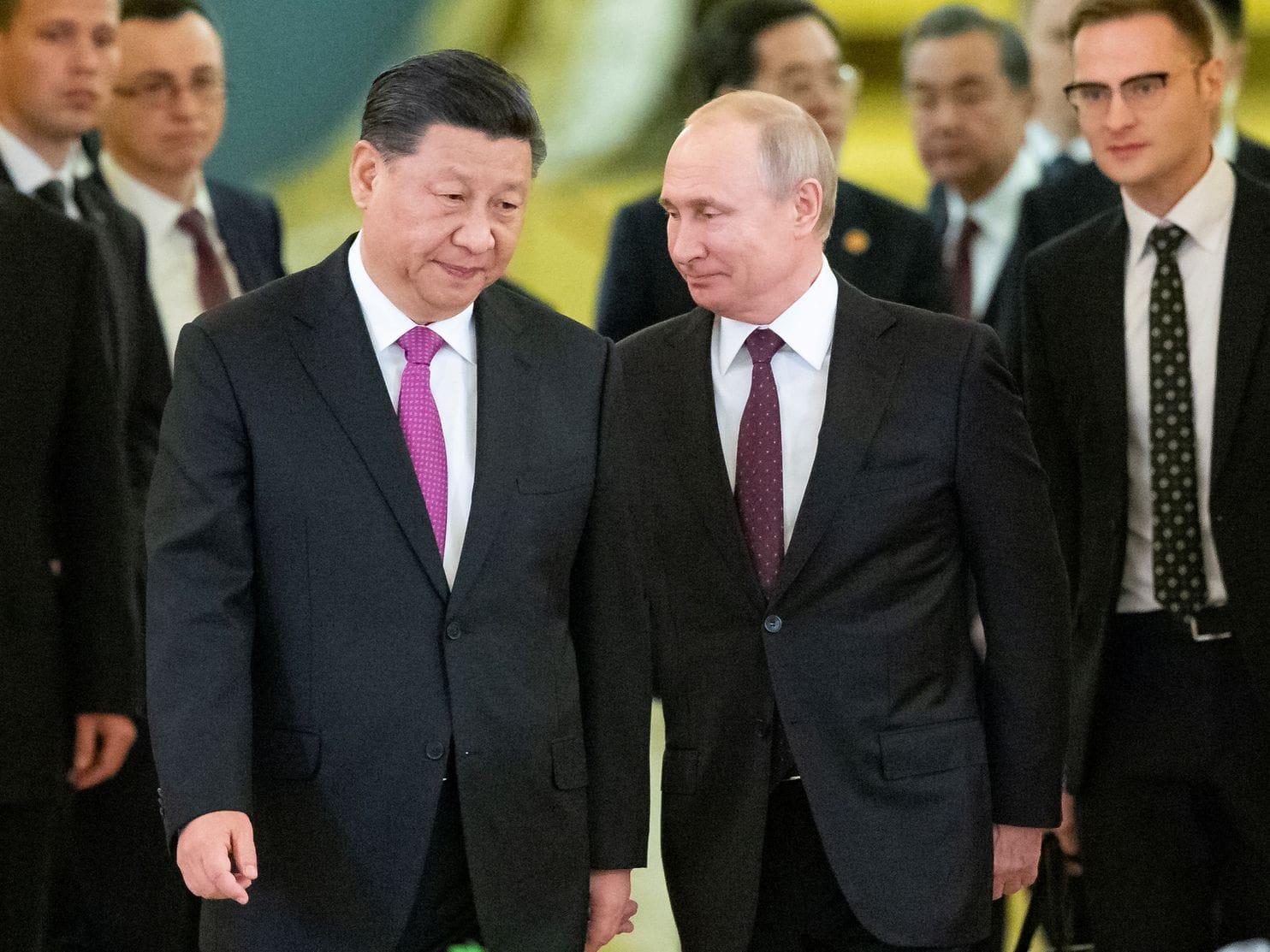 Presidenti kinez në Kremlin, nënshkruan 30 marrëveshje me Putin