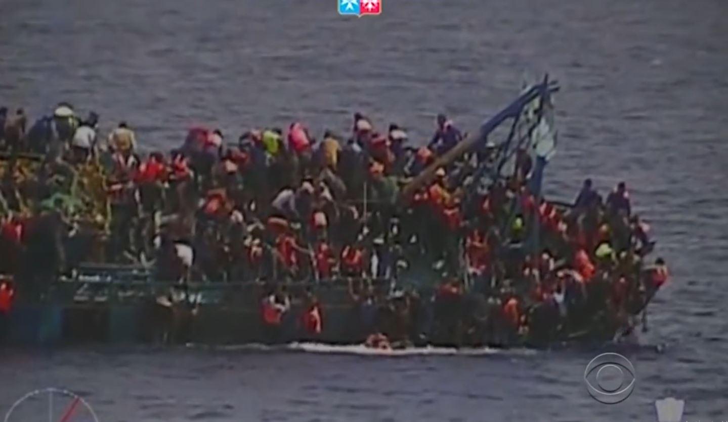 BE denoncohet në Hagë për vdekjen e emigrantëve në det