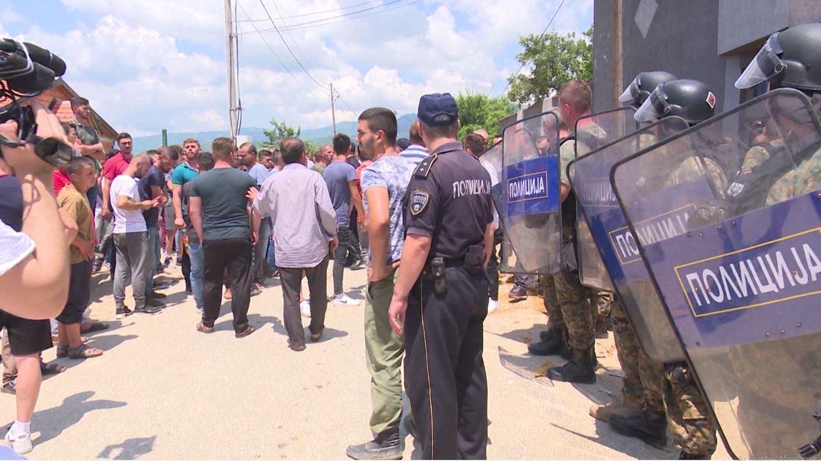 Pas rastin në Luboten, reagime të shumta në Maqedoninë e Veriut