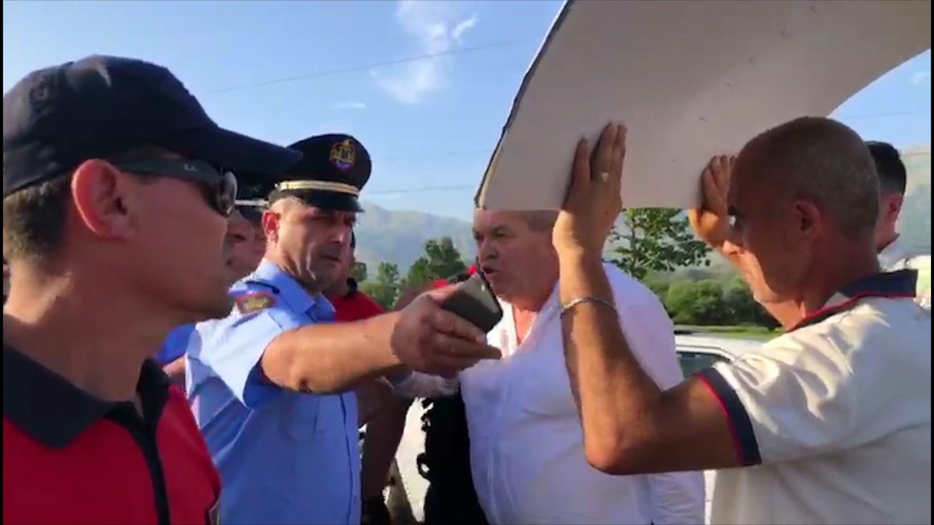 Shoqërohen në Policinë e Gjirokastrës Dasho Aliko dhe Spartak Rasa