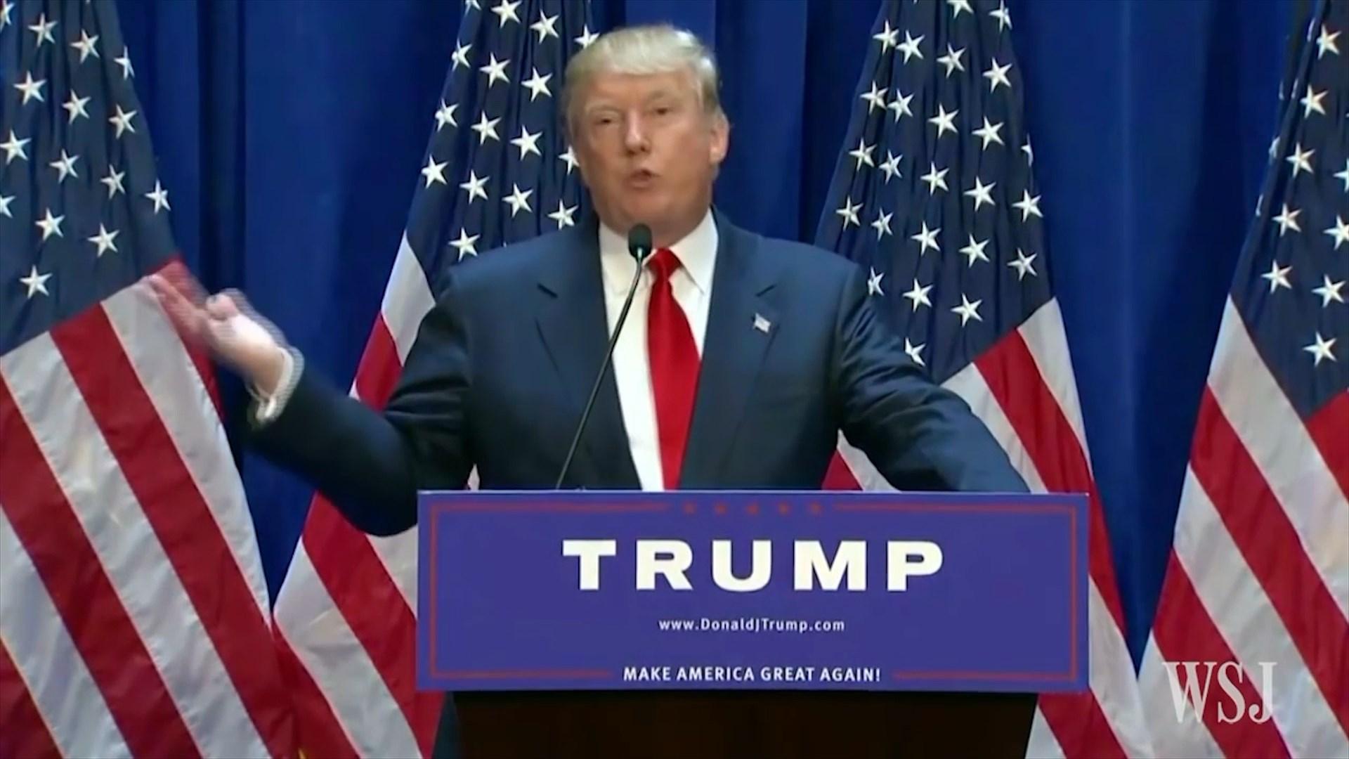 Trump paralajmëron shpalljen zyrtare të kandidaturës për zgjedhjet presidenciale