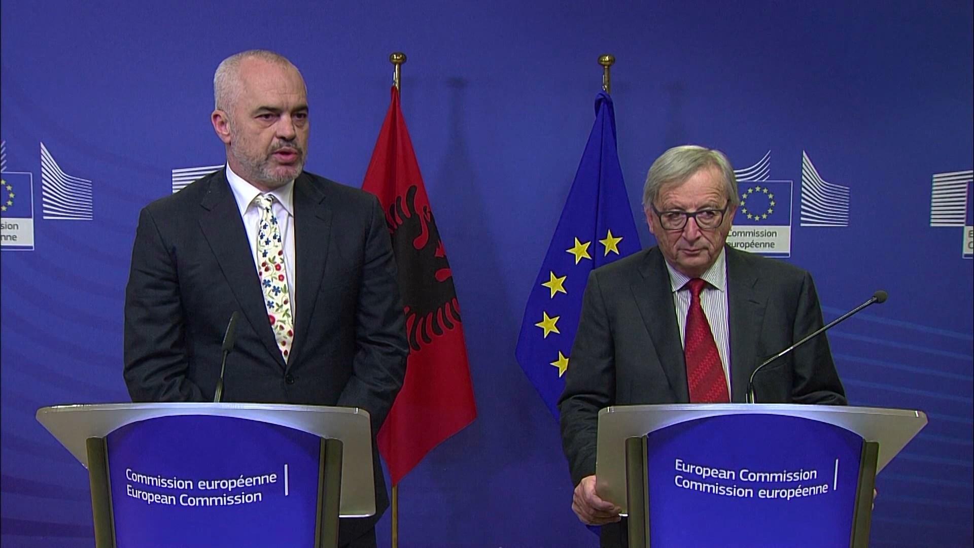 Rama vizitë zyrtare në Bruksel, takim me drejtuesit e lartë të KE