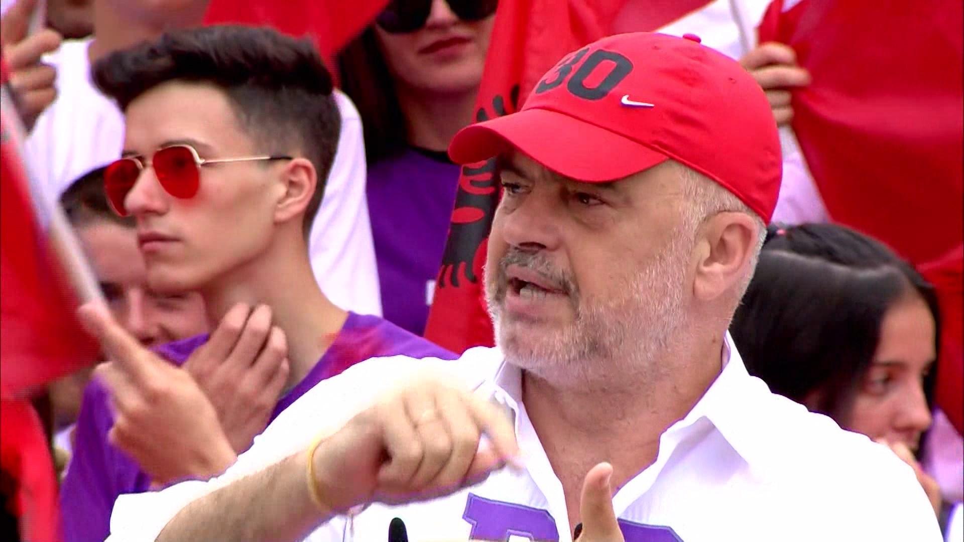 Rama tur elektoral në qarkun e Gjirokastrës: Socialistët asnjë milimetër pas