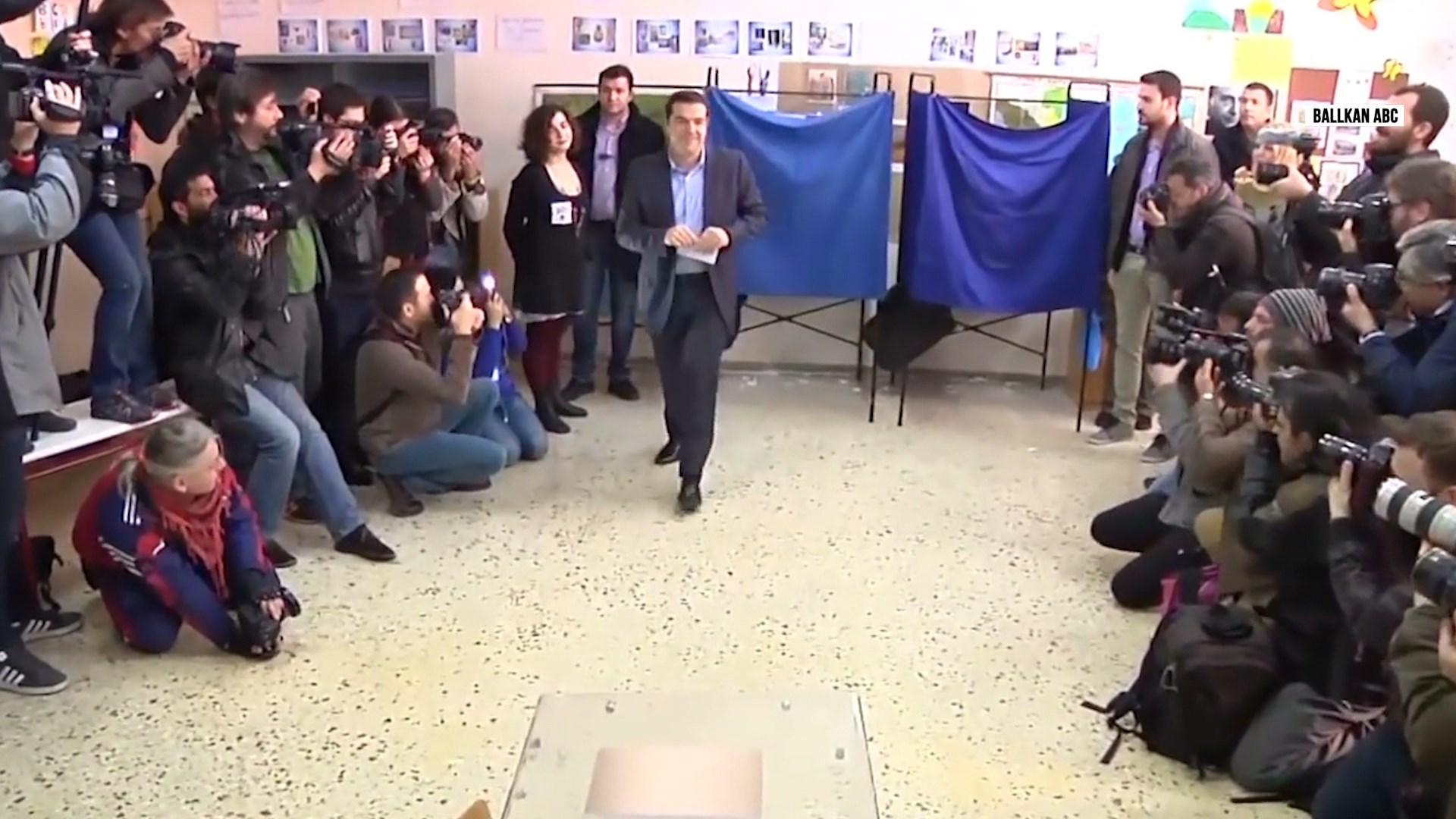 Zgjedhjet europarlamentare në Greqi dhe humbja e Tsipras