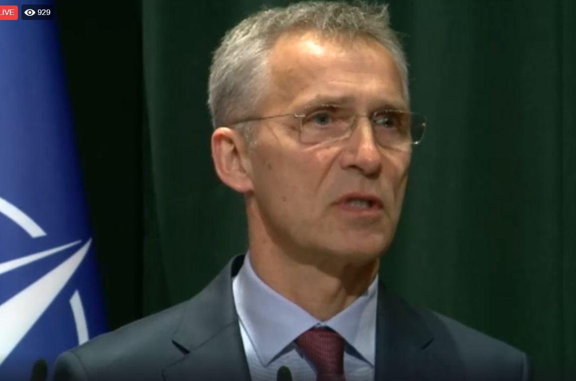 Stoltenberg: Bombardimet kundër Serbisë në 1999, të nevojshme