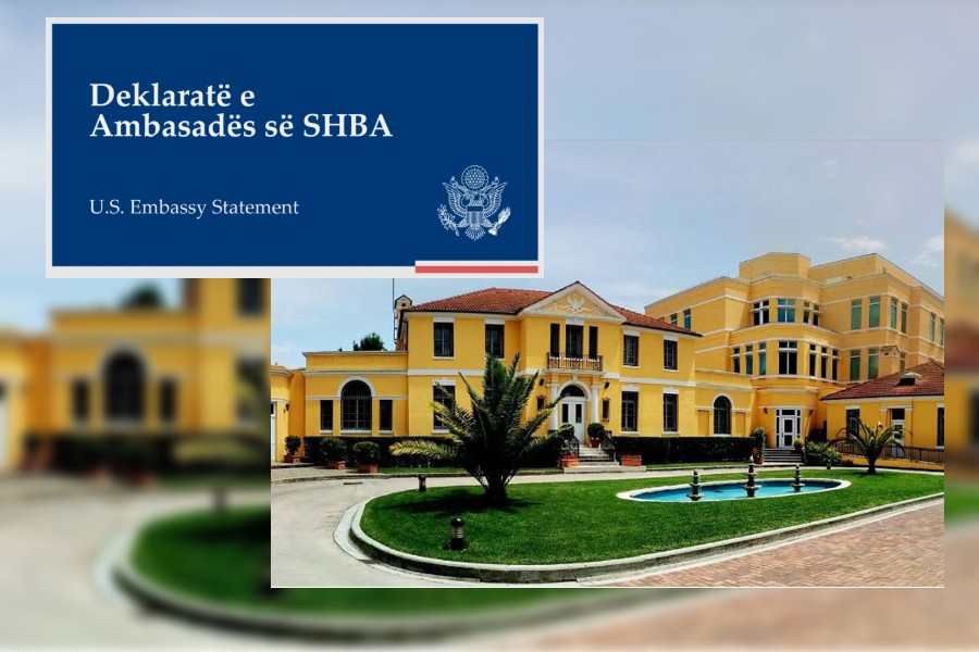 Manifestimi i 2 marsit, Ambasada e SHBA thirrje qytetarëve amerikane