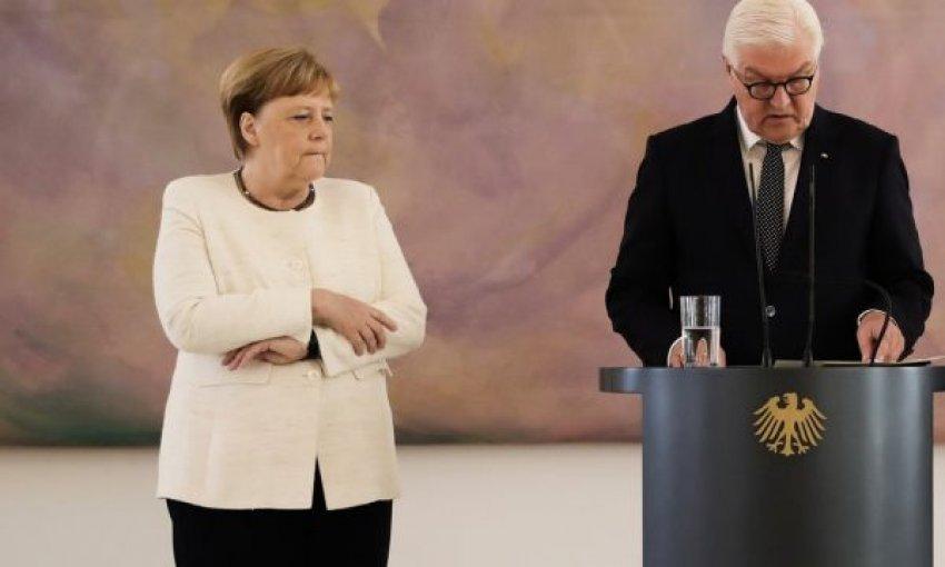 Merkel flet për shëndetin e saj: Jam mirë!