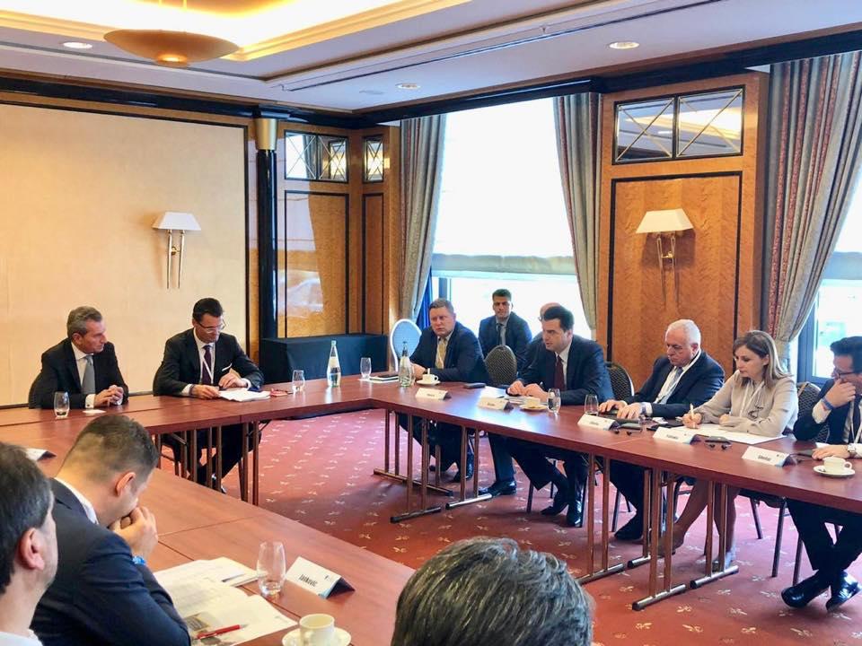 Basha në Berlin, merr mbështetje për anëtarësimin e Shqipërisë në BE