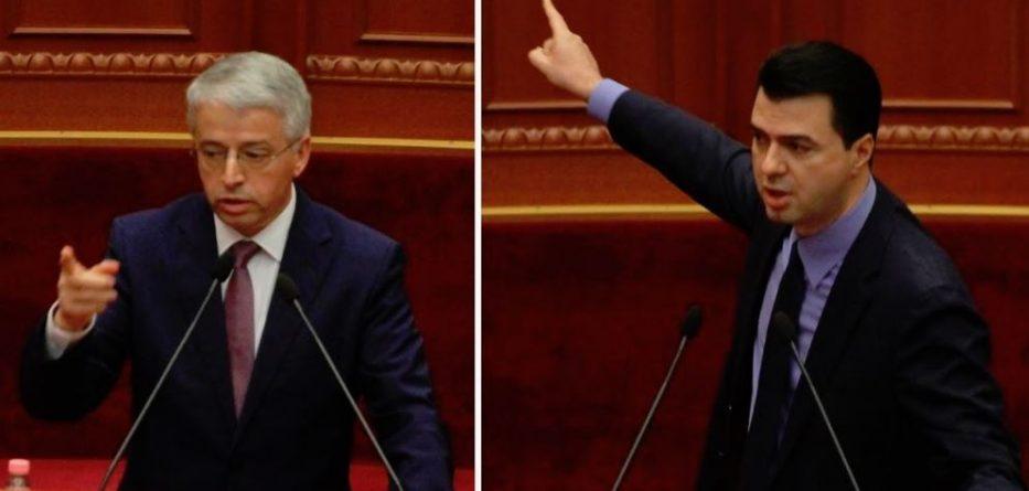 """""""Kërcënohet Lulzim Basha"""", PD: Lleshaj shkeli ligjin"""