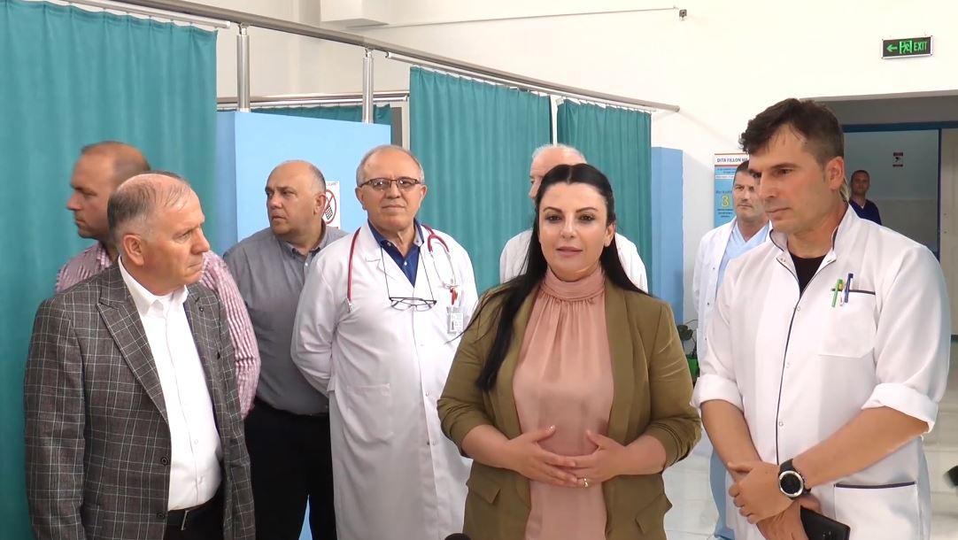 Balluku në Berat: Ndryshime rrënjësore në ofrimin e shërbimeve publike
